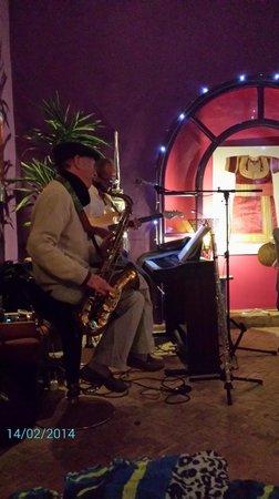 al farachah : Soirée Jazzi tous les dimanches soirs