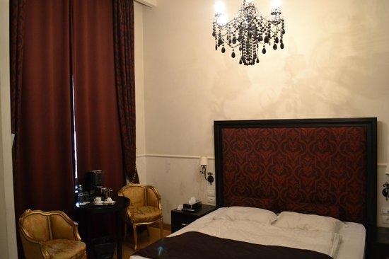 Le Boutique Hotel Moxa: My room