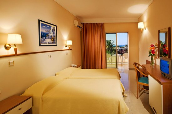 Apollon Hotel: Standard room