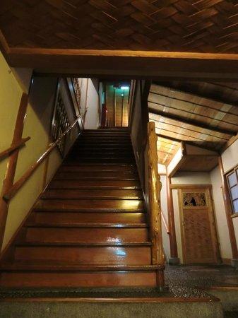 Mukaitaki: 階段