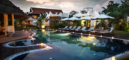 Navutu Dreams Resort & Wellness Retreat: The Lap Pool and the  Grand Tour Rooms