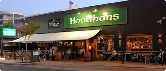 Hoolihans Irish Restaurant & Bar