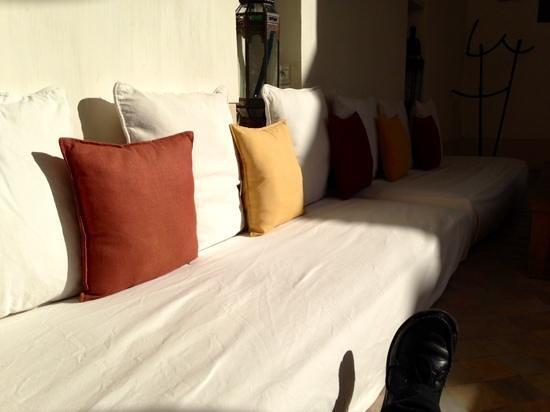 Hotel & Spa Riad Dar Sara: calido invierno
