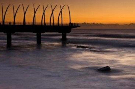 Bentley on the Beach: Umhlanga Pier