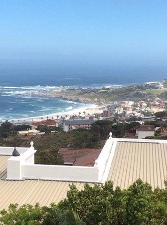 Atlanticview Cape Town Boutique Hotel: view from room