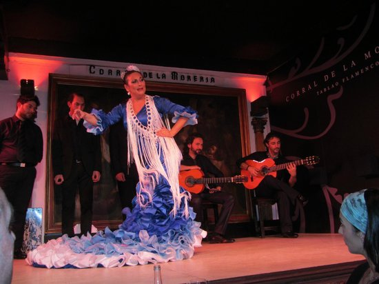 Corral de la Moreria: Excellent flamenco