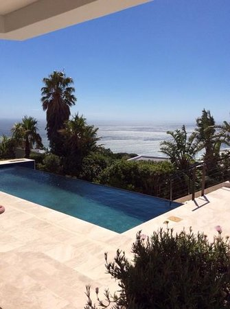 Atlanticview Cape Town Boutique Hotel: Pool 1