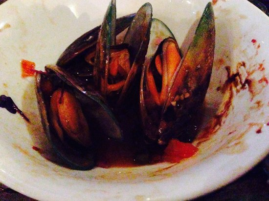 Speights Ale House: Mussels
