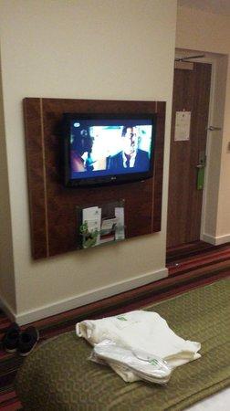 Holiday Inn Newcastle - Jesmond: HI Jesmond - Room view