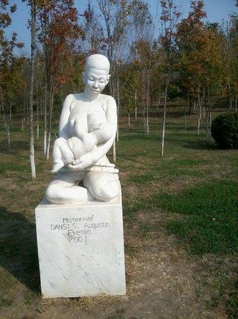 World Sculpture Park: some sculpture
