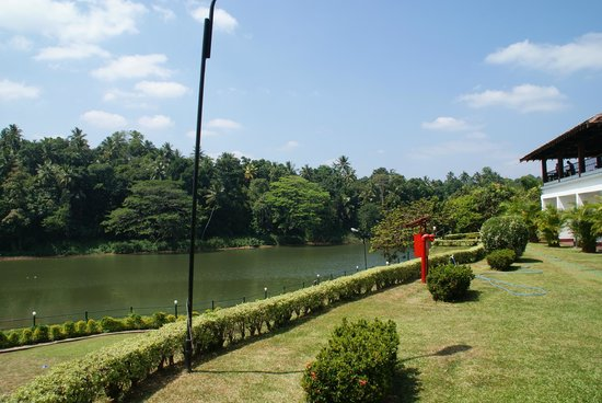 Cinnamon Citadel Kandy: Outside our room