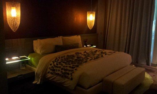 W Bali - Seminyak: hotel rooms