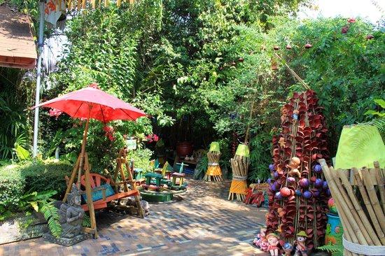 Varinda Garden Resort: Accueil