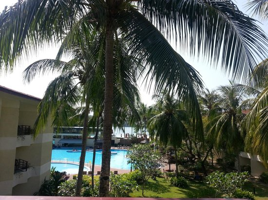 Holiday Villa Beach Resort & Spa Langkawi: View from the room
