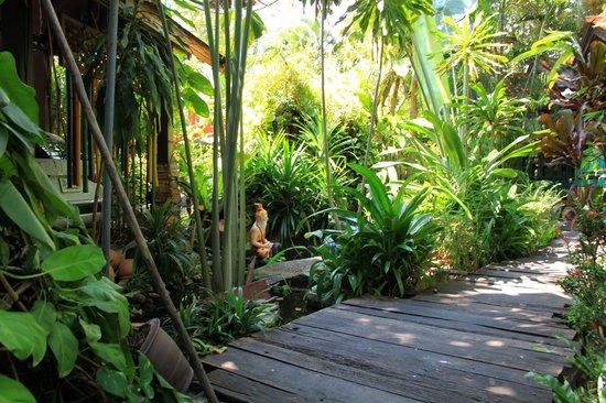 Varinda Garden Resort: Cadre