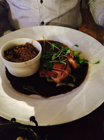 Towngate Brasserie: Main Course