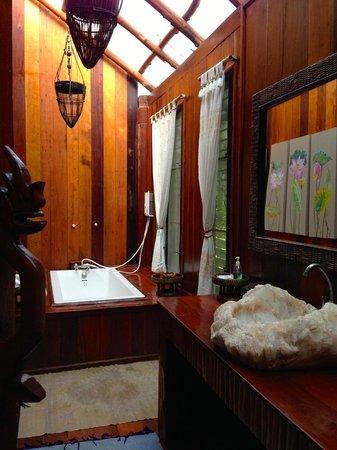 Viking Natures Resort : salle de bain