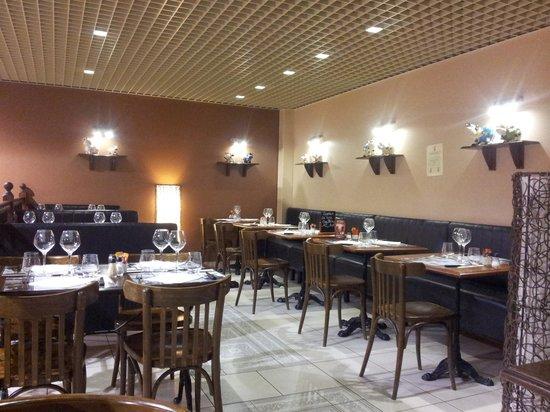 Brasserie des Terres Franches: à l'étage