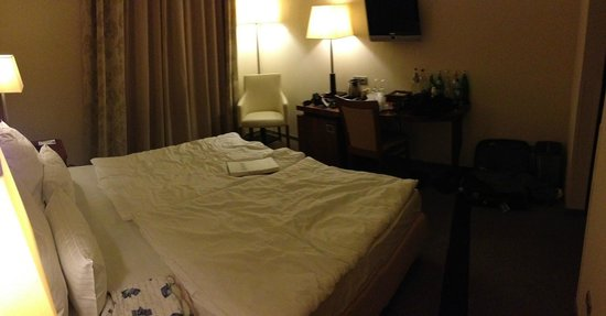 Hotel Sovereign : Chambre