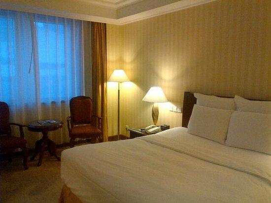 Clarion Hotel Tianjin : 静かな部屋
