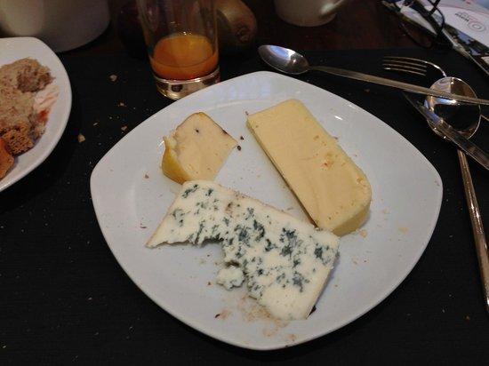 Hotel Sovereign: Petit Déjeuner
