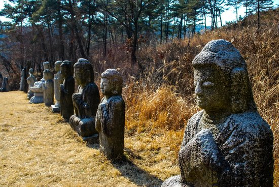 Hwasun-gun, Corea del Sur: unjusa temple