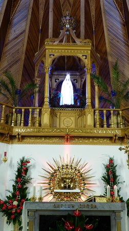 Shrine of Our Lady of Fatima