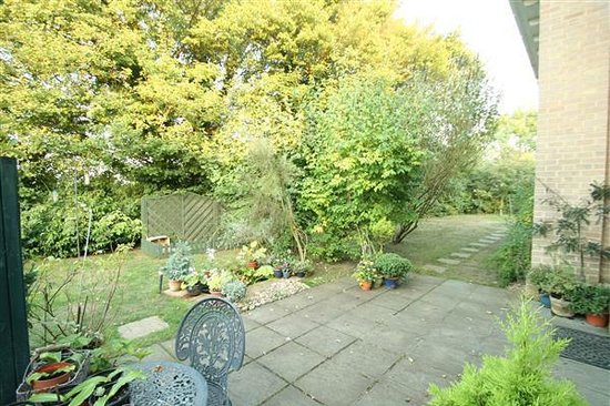 Primal Retreat: Garden Area