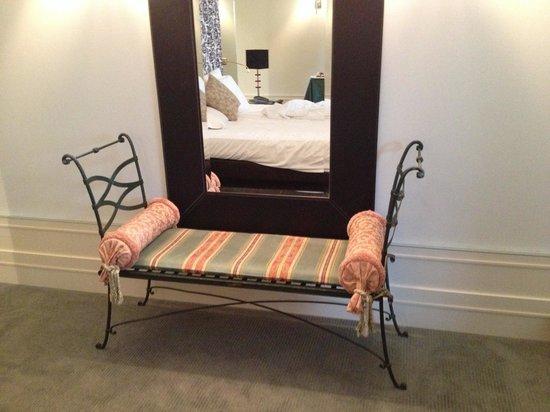 Park Hotel Junior: Dettaglio suite spa