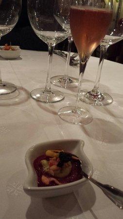 Restaurant le Moréote : La finesse.