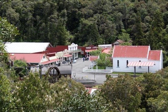 贫民窟遗址公园