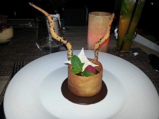 Ornina: Hazelnut and chocolate