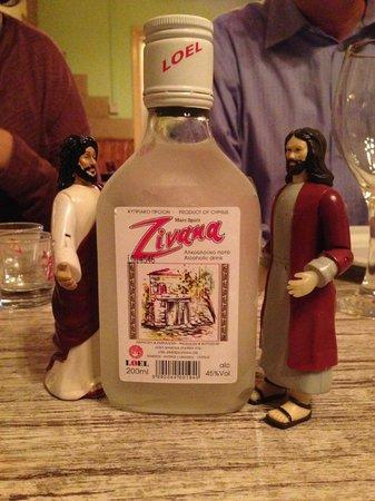 Louis Tavern & Restaurant : My traveling companions love that Zavazoom!