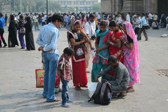 Gateway of India : Sunday Aft......