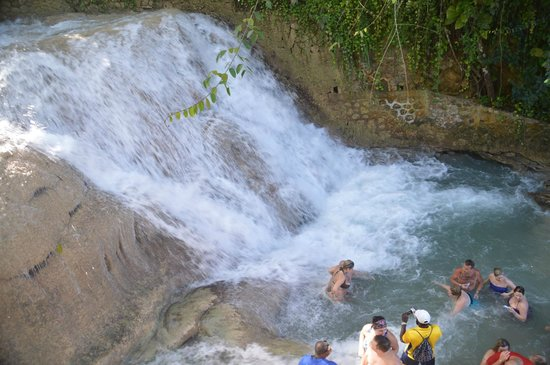ClubHotel Riu Ocho Rios: Dunn's River Falls