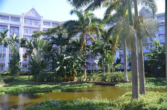 ClubHotel Riu Ocho Rios : Hotel grounds