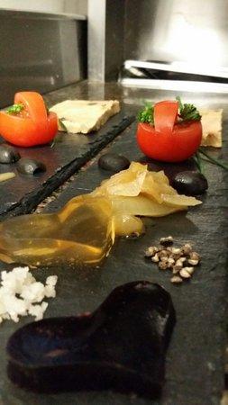 Winstub des chevaliers : Foie gras St Valentin