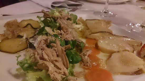 Casa Tous: Mi ensalada favorita, codorniz escabechada mmmmmmm