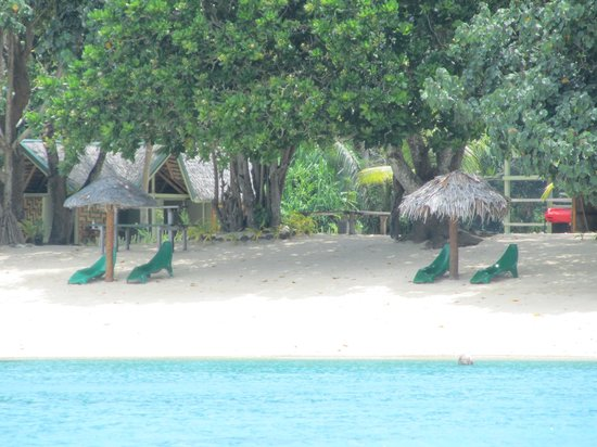 Pele Island: Picture perfect