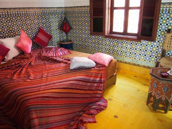 Riad Mehdia : una camera