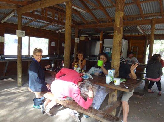 Gracetown Caravan Park : Campers Kitchen