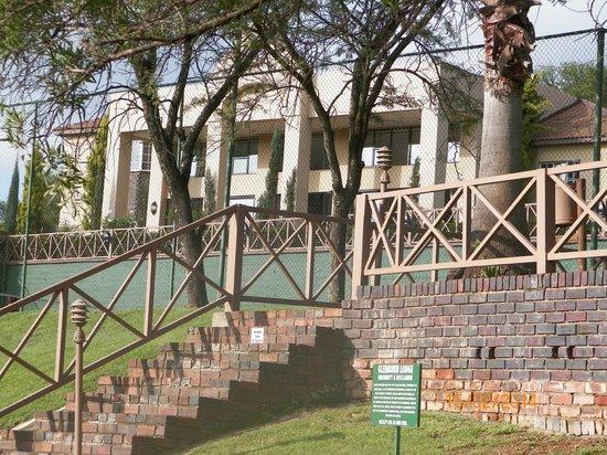 Glenburn Lodge: Gymnasuim and Spa area