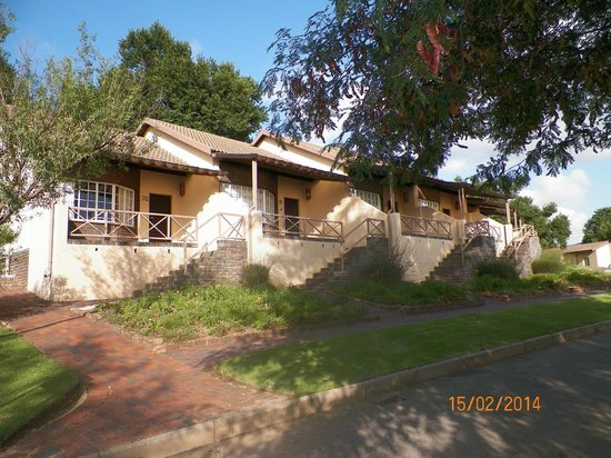 Glenburn Lodge: Suite from outside