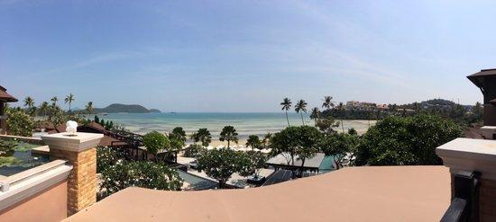 Pullman Phuket Panwa Beach Resort : View from the reception