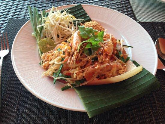 Pullman Phuket Panwa Beach Resort : Amazing thai food at the hotel
