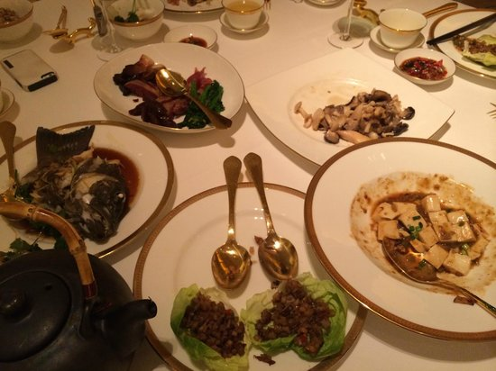 Wing Lei : Chinese dishes