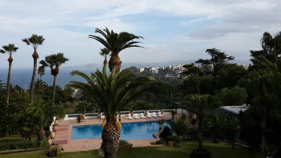 villa  Josephine : View from a guestroom
