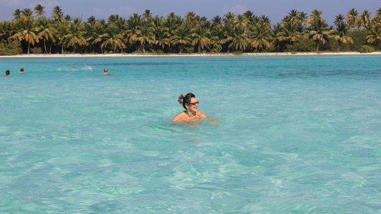 Rep Dom Tours: Le piscine di Saona