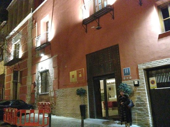 Fontecruz Toledo : Fachada hotel