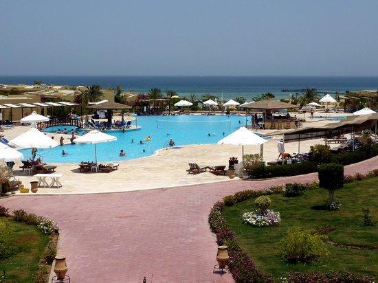 Piscina Picture Of Three Corners Fayrouz Plaza Beach